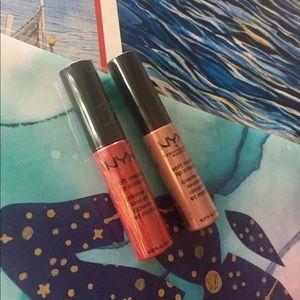 4 FOR $20 NYX Soft Matte Lip Cream Bundle